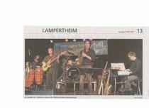 Lampertheimer Zeitung 9.3.2012