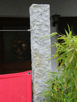 Granitstele - Mobilane Fertighecke® - Pflanzfertige Heckenelemente - Fertiger Sichtschutz - Garten Bronder©