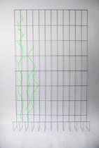 Leergitter - Mobilane Fertighecke® - Pflanzfertige Heckenelemente - Fertiger Sichtschutz - Garten Bronder©