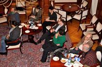 Weitere Teilnehmer beim 10. Kamingespräch im Staatsministerium, Foto: Manuel Werner, alle Rechte vorbehalten!