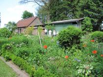 Hereinspaziert- Garten Scheele