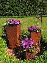 Großflächig angelegter, familiengerechter Garten