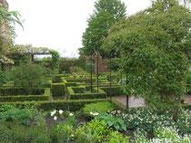 Der weiße Garten in Sissinghurst