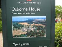 Osborne House auf der Isle of Wight