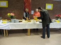 Kuchen- und Tortenbüfett