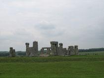 Stonehenge, das größte steinzeitliche Denkmal Europas