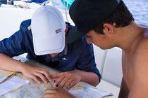 Navigation steht auf dem Programm!