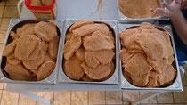 250 selbstpanierte Schnitzel