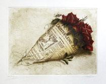 Kunstdruck, Rosenstraus