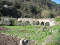 Le pont du Mas Herm