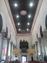 Plafond de la cathédrale Holy Trinity