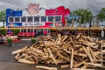 Armada Rouen - Resto aux feux de bois