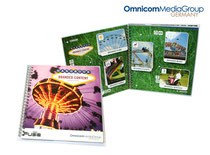 Aufwendiges und hochwertiges Handbuch zum Thema Branded Entertainment