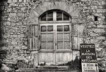 Balazuc / Ardêche - Südfrankreich