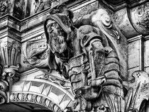 Detail Georgentor / Dresden