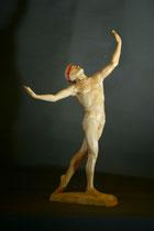 Tänzer, Linde, Figurengröße 48 cm