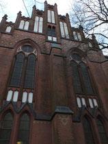 Ev. Kirche in Remscheid (Lutherkirche)
