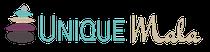 UniqueMala: Logo, Visitenkarte, Gutschein, Etikette