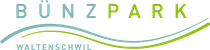 Trägerverein Bünzpark: Newsletter, Jahresbericht, Plakat