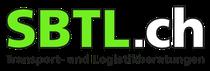 SBTL.ch Transport und Logistik: Broschüre, Visitenkarte, Inserat, Powerpointpräsentation, Rollup