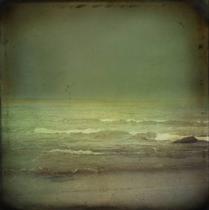 """""""Cabo Polonio Beach"""" color photograph"""