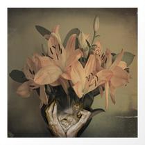 """The face of flowers"" Artistic Portrait"