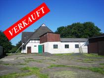 Resthof in idyllischer Lage am Rande von Klein Offenseth  Angeboten zum Kaufpreis von EUR 330.000,--