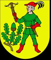 Herb gminy Swiętajno