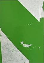 o. T., 2011 (Collage auf Karton, 29,7 x 21 cm)