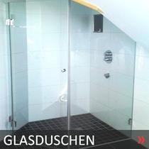 GLASDUSCHEN >