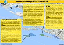 Schutzgebiete Süd Adria