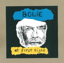 """Bowie at first sight (maquette pour le projet """"Bowie's next face"""")"""