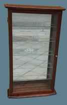 Vitrina espejo 5 baldas. Ref 1559. 70x40x13 fondo