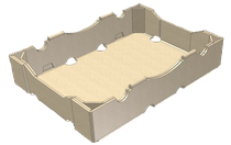 Defor tray