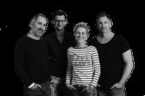 Sascha Draeger, Tobias Diakow, Rhea Harder,  Manou Lubowski