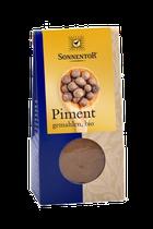 Piment gemahlen bio, nicht aromatisiert, 35g