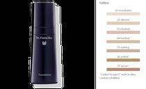 Pflegende Grundlage und natürliches Leuchten für jede Haut: Die Rezeptur mit Mineralpigmenten und Heilpflanzenauszügen, insbesondere aus Granatapfel, sowie Macadamia- &  Kokosnussöl bewahrt den Feuchtigkeitsgehalt der Haut und schützt vor Umwelteinflüssen