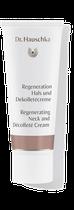 Die Regeneration Hals und Dekolletécreme vereint die Kräfte hochwertiger Inhaltsstoffe aus der Natur, zieht schnell ein und vermittelt ein gestrafftes Hautgefühl.