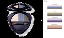 Augenstrahlen: harmonische Farbnuancen, leuchtende Lichtreflexe und natürliche Konturen – für strahlende Augen.