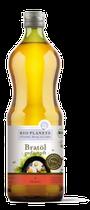 100% oleic Sonnenblumenöl. Empfiehlt sich zum kurzen scharfen Anbraten von Fleisch, Fisch oder Tofu, für Gemüsepuffer, Bratlinge oder Bratkartoffeln. In der Backstube kann es für feines Mürbegebäck oder Kuchen die Butter ersetzen.