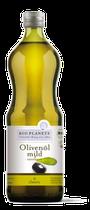 Unser mildes Olivenöl unterstreicht dezent den Eigengeschmack Ihrer Speisen. Es schmeckt leicht und frisch in Blatt-, Tomaten- und Gurkensalat.