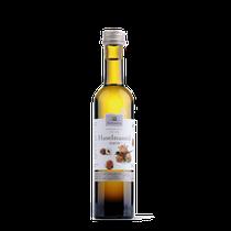 Kalt angewendet harmoniert das klare Haselnussöl ausgezeichnet mit edlen Wein- und Sherryessigen. Verwenden Sie es in Ihren Rohkostgerichten, für feine Dessertkreationen, für Crêpes oder Blinis, Fisch, Fleisch und Wurzelgemüse.