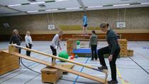 Westfälischer Fitness- und Gesundheitstag für Reiter, Kamen. Foto: J. Schleicher