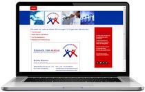 Educate-for-Rescue - Komplette CI - Ausbaufähige Webvisitenkarte