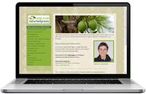 Naturheilpraxis Heike Klein - Relaunch der Internetseite, Neues Layout und SEO-Optimierung