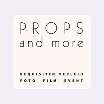 Logo für einen Filmrequisitenverleih | Tool: Illustrator