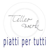 Logo für einen Geschirrgroßhandel | Tools: Breitbandfeder, Tinte, Papier, Photoshop, Illustrator