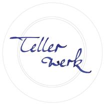 Logo für ein Keramikmalatelier – Keramik selbst bemalen | Tools: Breitbandfeder, Tinte, Papier, Photoshop, Illustrator