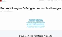 EV3 - Bauanleitung und Programmbeschreibung