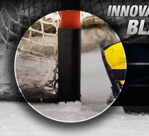 Edge Pro Tech created the BLADE PROTECTORS to help the goalies to keep their sharpness of the blade.